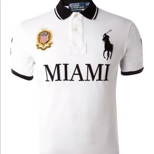 Polo by Ralph Lauren Shirts - Men\u0027s polo Ralph Lauren city polo MIAMI Brand  new